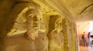 Archaeologists Discover Unspoiled Egyptian Tomb, Sealed For 4,400 Years