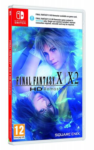 UK Daily Deals: Final Fantasy X/X-2 HD Remaster for £29.99, 70% off McAfee Total Protection