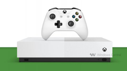 The disc-less Xbox One S All Digital should launch on May 7, 2019