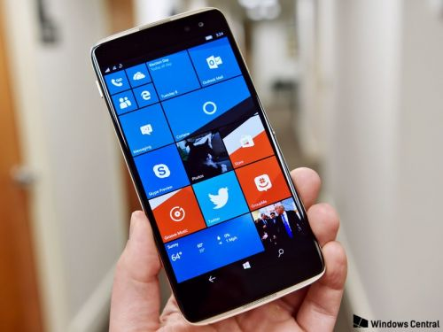 Alcatel Idol 4S with Windows 10 Mobile down to $169 at Microsoft