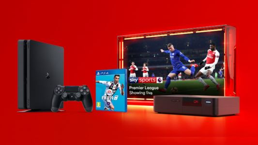 Get a free PlayStation 4 in awesome Virgin Media broadband and TV flash sale