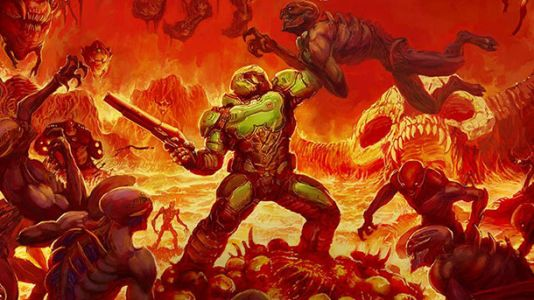 Doom On Switch Arrives Next Month