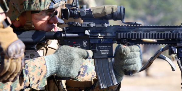 The Marine Corps is rolling out a new rifle - and a whole lot of other gear