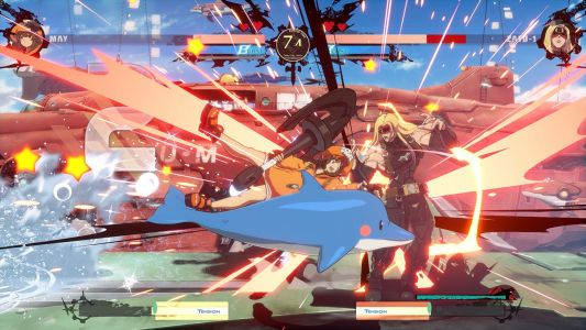 Guilty Gear Strive's metal-shredding fights have just launched