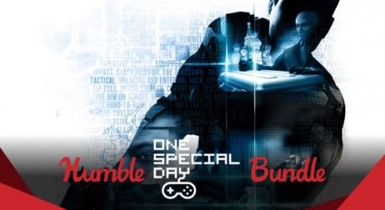Geek Deals: Pay What You Want for Humble One Special Day Bundle