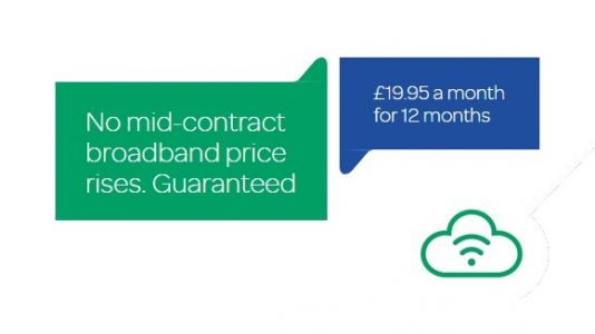 Cheap broadband deal alert: less than £20 p/m and a £55 Amazon.co.uk Gift Card