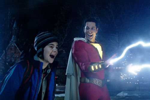 Shazam! finally lets DC superheroes be joyous fun