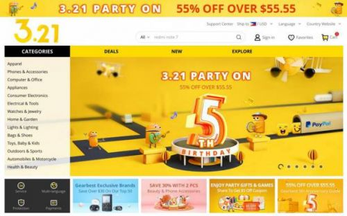 Gearbest's unprotected databases leave millions of users at risk
