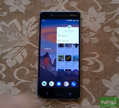 Android Pie stable update for Nokia 8 in India & other markets rolling out now