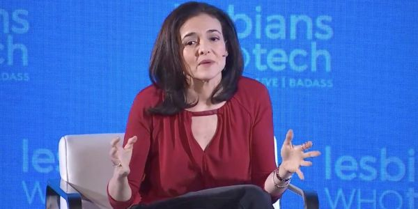 Sheryl Sandberg's advice to male managers after MeToo: Workplace equality is much more than stamping out sexual harassment