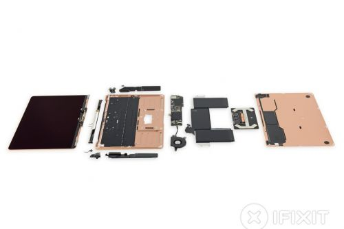 IFixit's MacBook Air teardown is here, and there's good and bad news