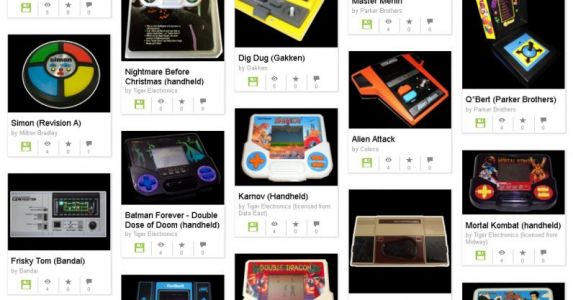 Internet Archive emulator bring dozens of handheld games back from obscurity