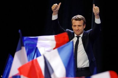 French presidential frontrunner's campaign hit by phishing attempts from Russia-linked hackers