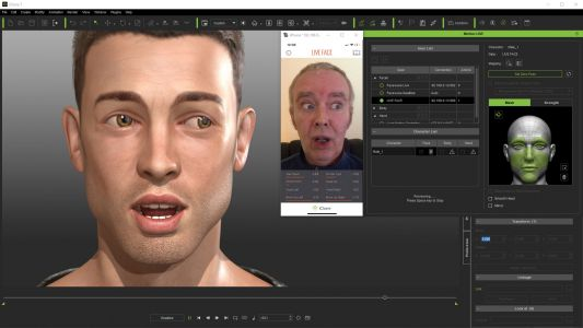 Live Face for iClone 7 review