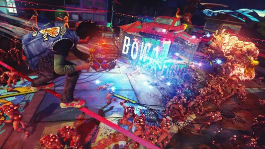 Sunset Overdrive now available on Windows 10's Microsoft Store
