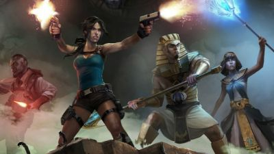 May Xbox Games With Gold Lineup Headlined By Lara Croft, Star Wars
