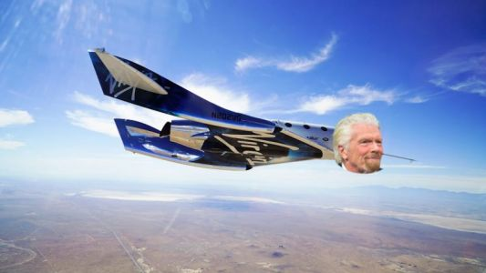 Virgin Galactic keeps bleeding cash - but says demand for spaceflights has doubled