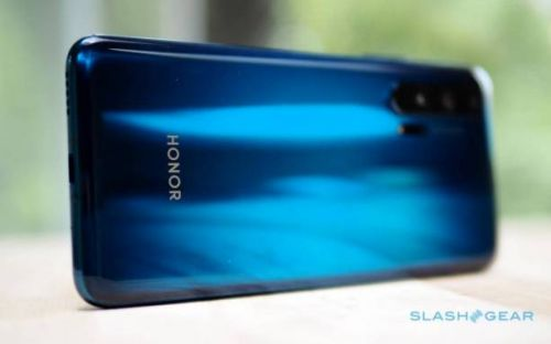 Honor 20 Pro may not launch outside China, lacks Google certification