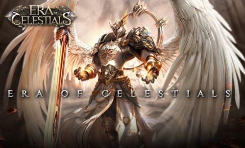 Pre-register for Era of Celestials to win rewards