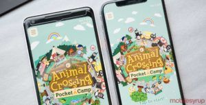 Animal Crossing Pocket Camp is available now, a day early