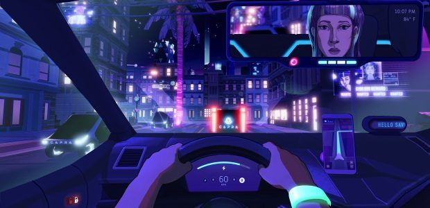 Neo Cab is a tale of emotional survival in a dying industry