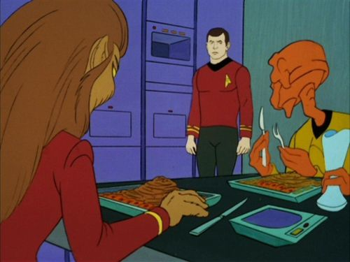 The Story Of 'Star Trek: The Animated Series'