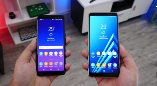 Samsung Galaxy A8 2018 could debut at CES 2018 along with LG K10