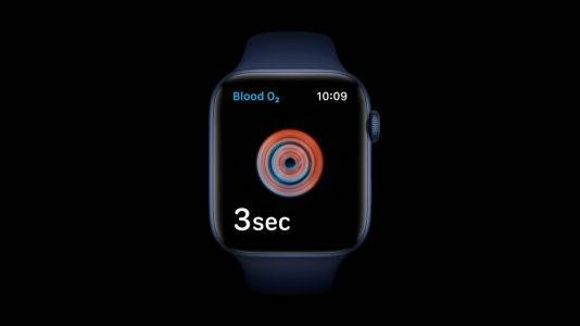 Apple Watch Series 6 revealed with new Blood Oxygen sensor