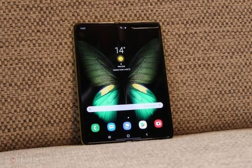 Samsung Galaxy Fold v2 seen in the wild, is it fixed?