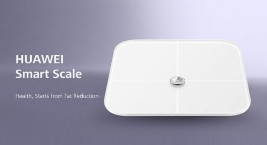 Huawei smart body fat scale unveiled for 199 Yuan