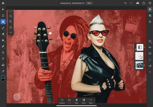 Adobe just gave Photoshop for iPad another huge desktop feature