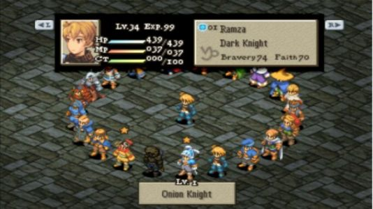 Final Fantasy Tactics Director Shares Images of Canceled Sequel