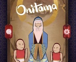 Tomorrow at 5pm UK time we're returning to Twitch with chess-based board game Onitama