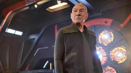 STAR TREK Producer Shares Admiral Picard's Quarantine Log