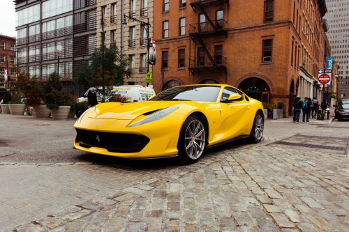 I drove a $474,000 Ferrari 812 Superfast to see if the sports car delivers a thrill worth the price - here's the verdict