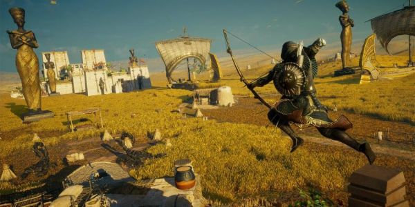 The ASSASSIN'S CREED ORIGINS Newest DLC Is Inexcusably Only For PC