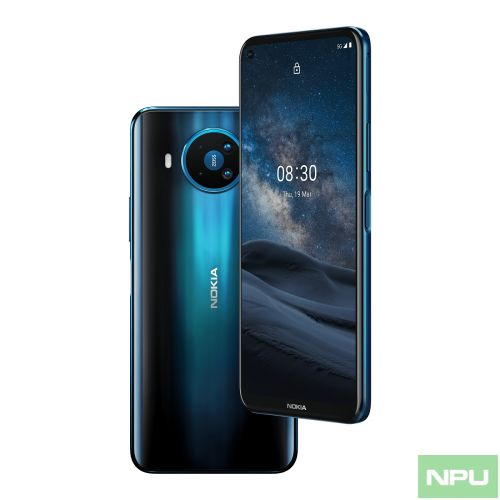 Nokia 8.3 5G on pre-order in Australia with free Nokia Power Earbuds Lite on offer. Details inside