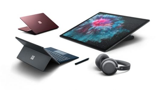 Save £200 on Microsoft's newest Surface devices