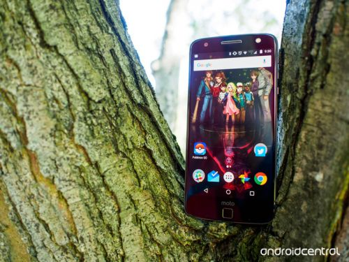Unlocked Moto Z and Z Play being updated to Android 8.0 Oreo in the U.S