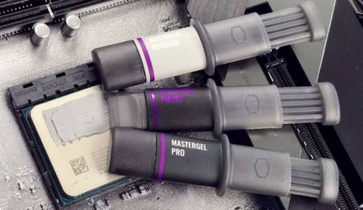 Cooler Master redesigns thermal paste syringes so parents will chill out