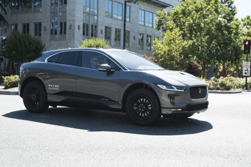 Waymo offers a sneak peek of its new all-electric self-driving Jaguar I-Paces