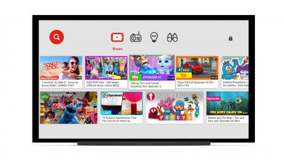 YouTube Kids app coming to LG, Samsung and Sony smart TVs