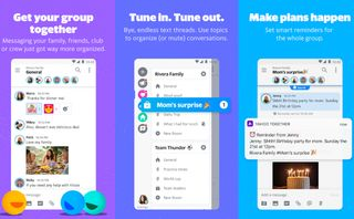 That Yahoo group messaging app you didn't ask for is ready