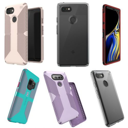 Save 25% on Speck's cases for Google Pixel 3, Galaxy S9, and more