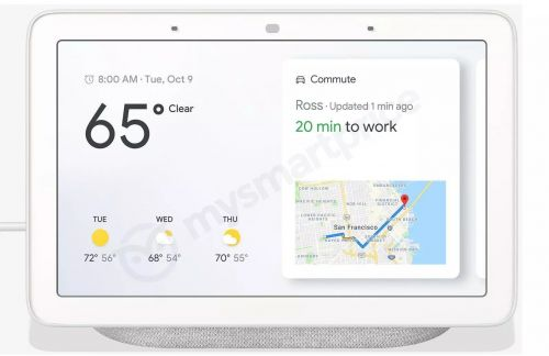 Google's own smart display is reportedly the $149 Home Hub