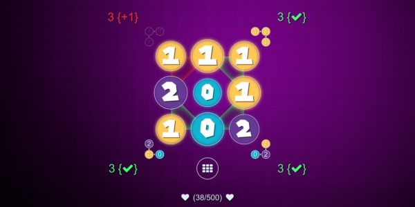 Delta0 is a brain stimulating puzzle game out today on iOS and Android