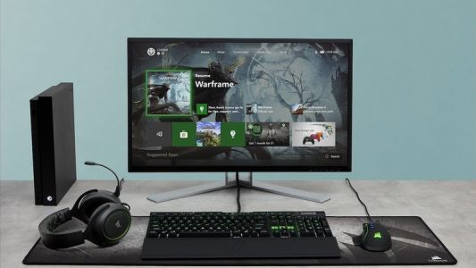 Corsair mice and keyboards to be compatible with Xbox One