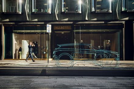 Land Rover shows its artsy side to preview the 2020 Range Rover Evoque