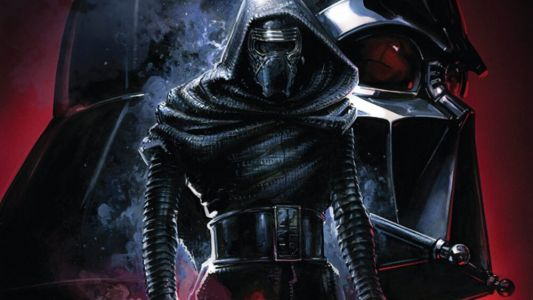 Marvel Comics Shares STAR WARS: THE RISE OF KYLO REN 1 Preview