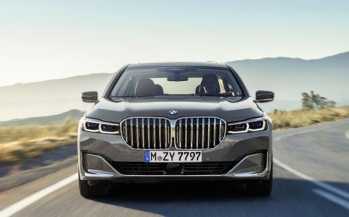 Four high-tech upgrades in the 2020 BMW 7 Series